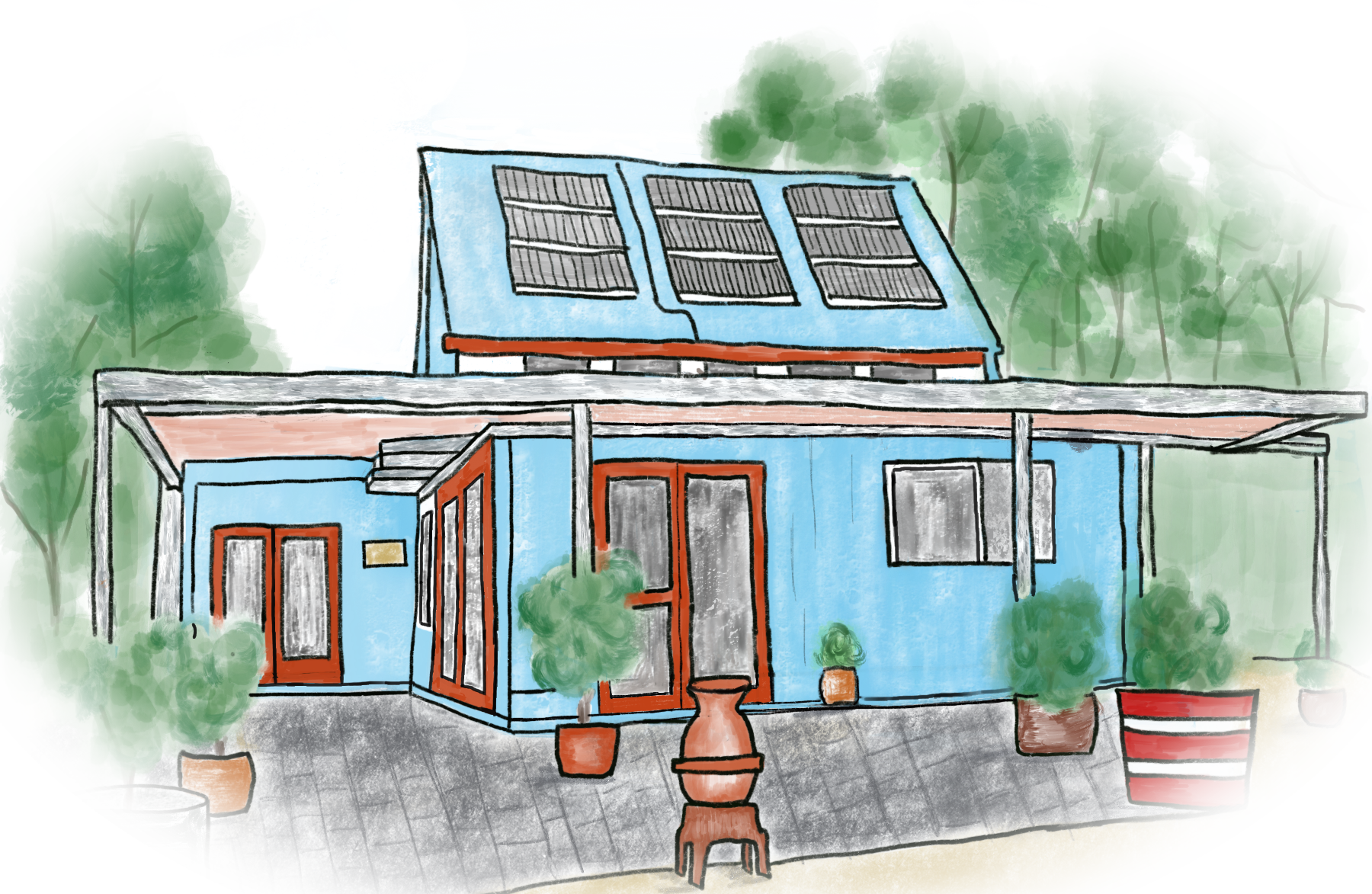 The Off Grid Kitchen